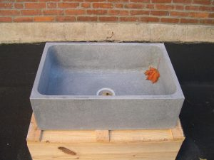 Solid Soapstone Farmhouse Sink