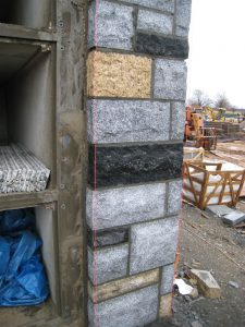 Salt & Pepper, Dune Yellow Granite & Crystal Black Basalt