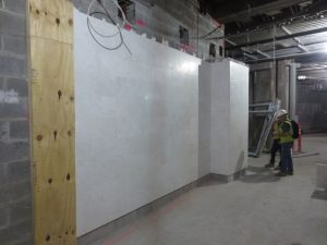 Turkish White Marble slabs selected for New York project