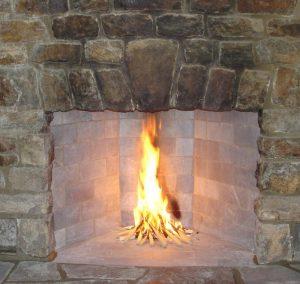 Soapstone Firebrick Firebox