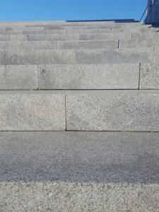 azul platino steps