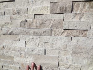 travertine closeup