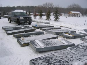 Granite for Mausoleums and Monuments